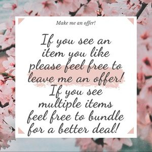 Other - Offers and bundles